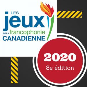 8e édition jeux de la francophonie canadienne