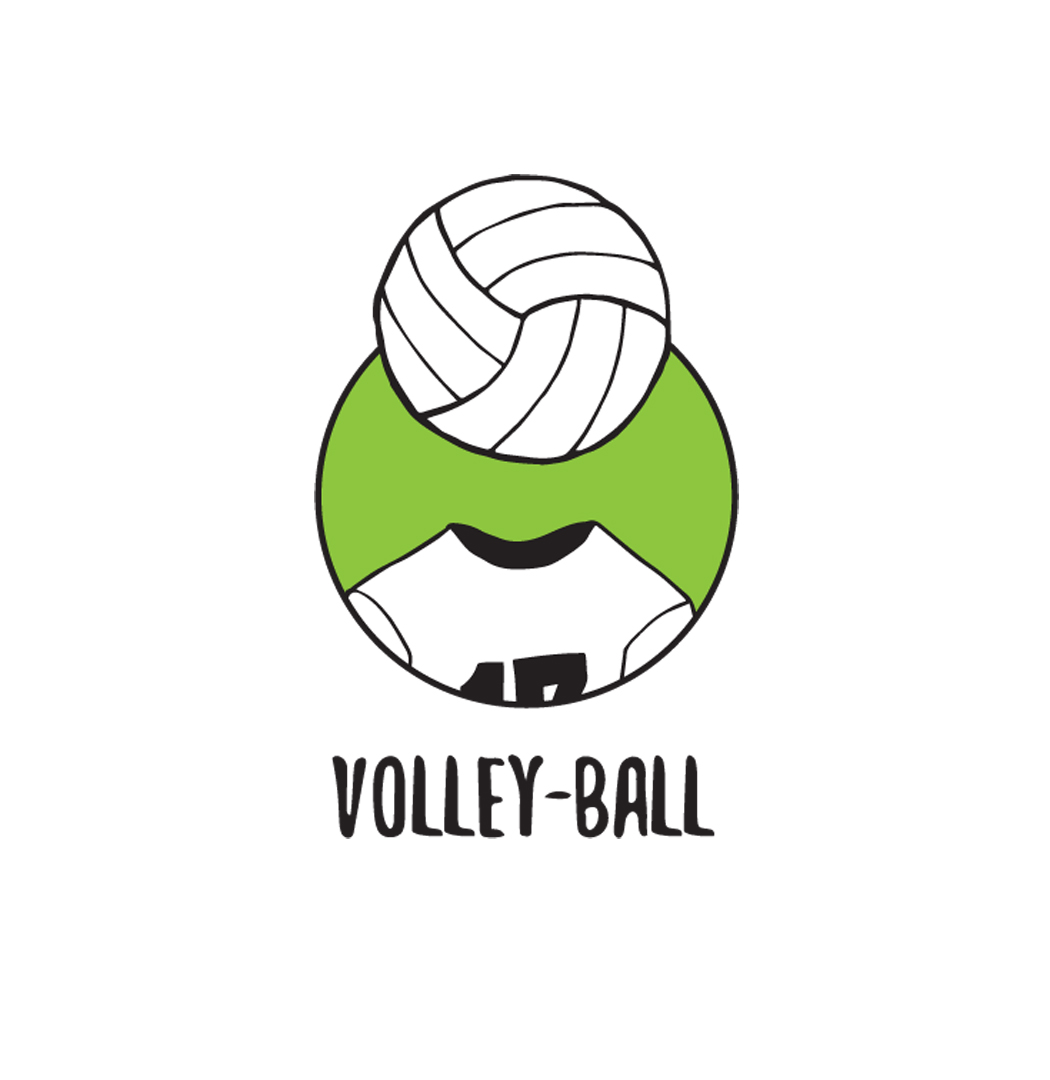 2017 pictogramme volleyball