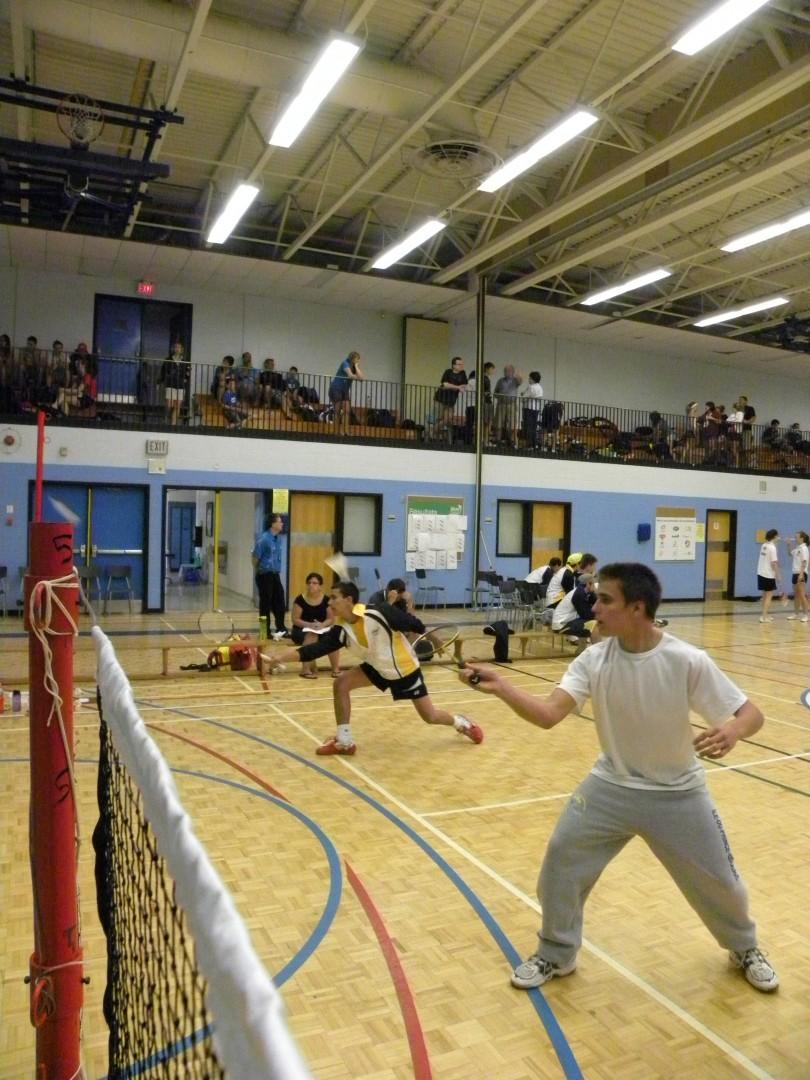 2011 sport badminton