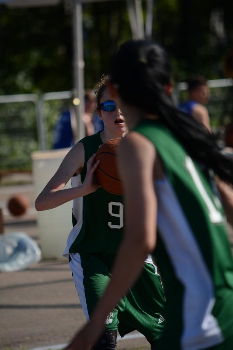 2017 sport basketball fille nouveau-brunswick