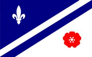 drapeau francophone alberta
