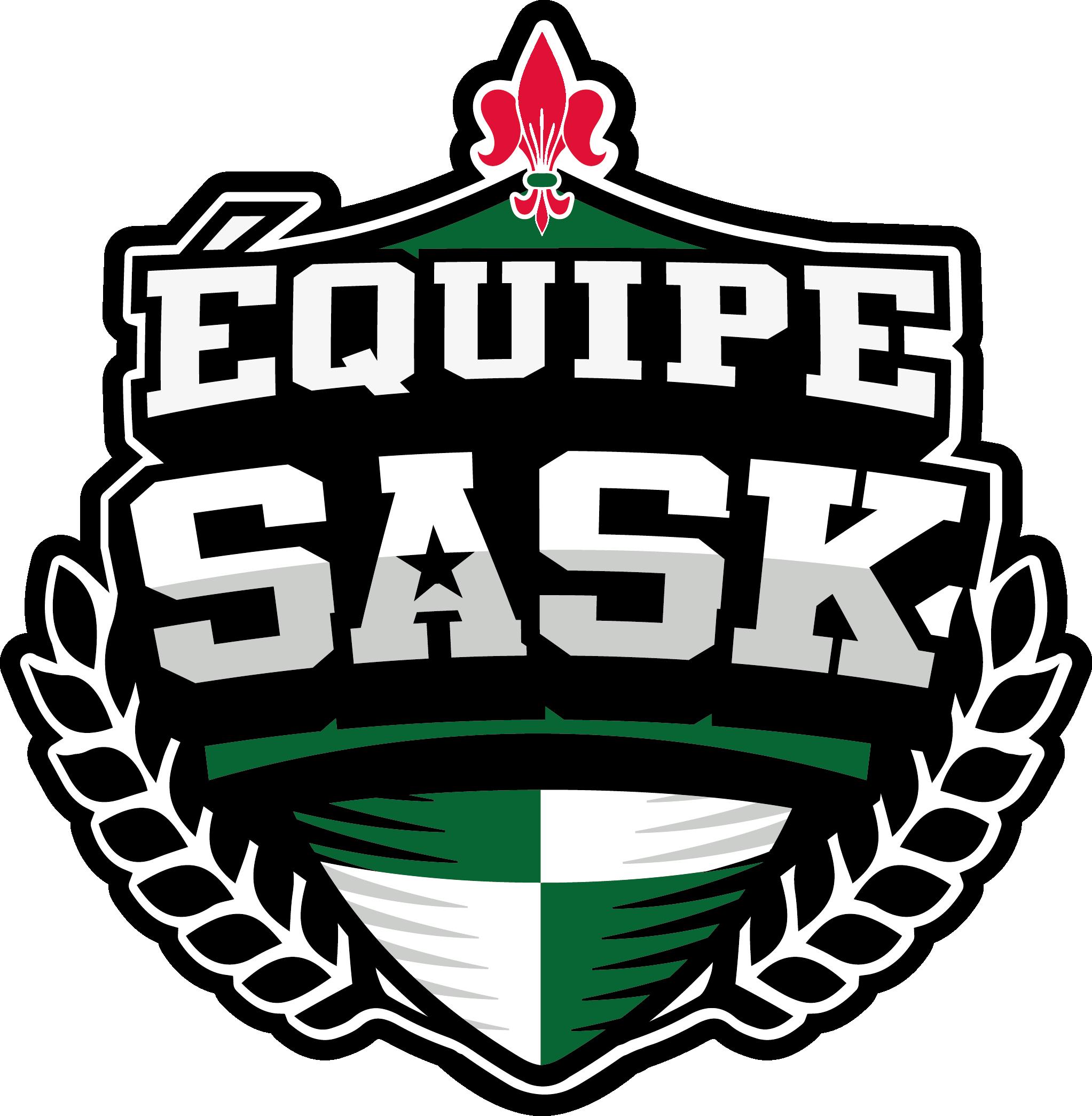 logo équipe saskatchewan
