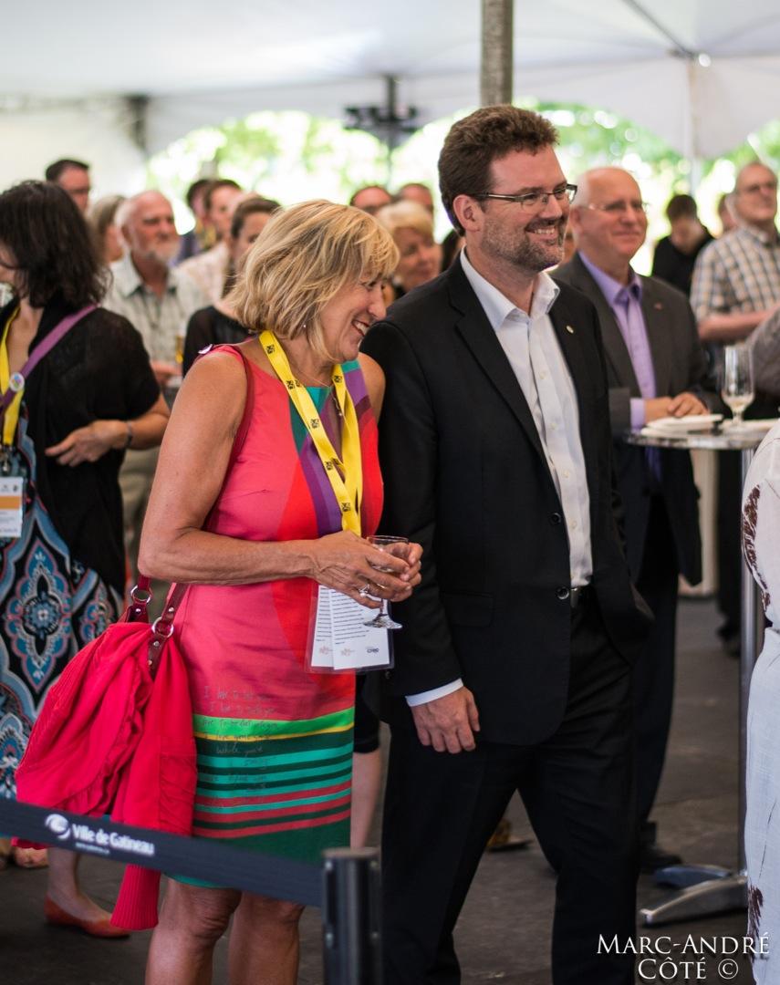 2014 conférence presse cocktail ouverture
