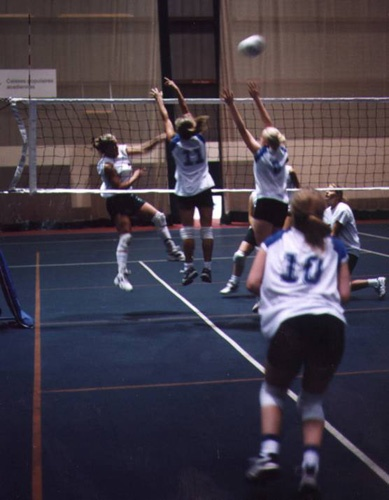 1999 sport volleyball fille