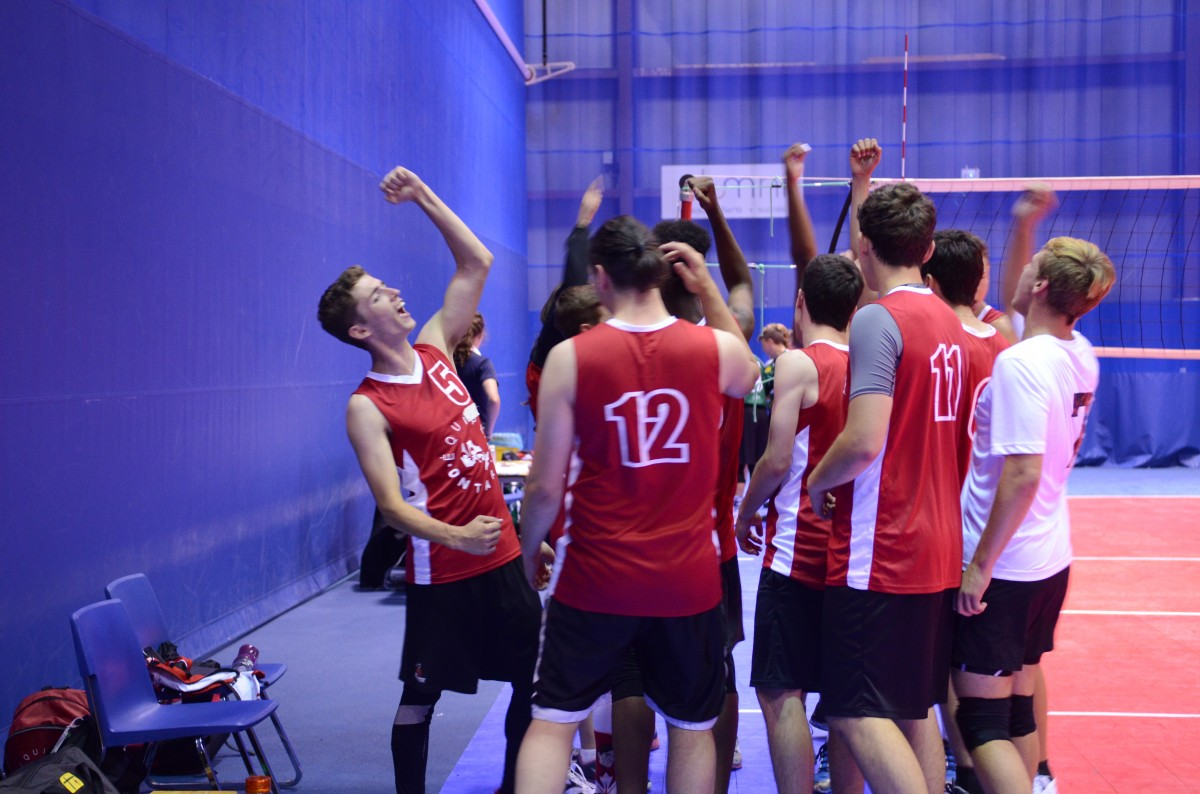 2017 sport volleyball gars ontario