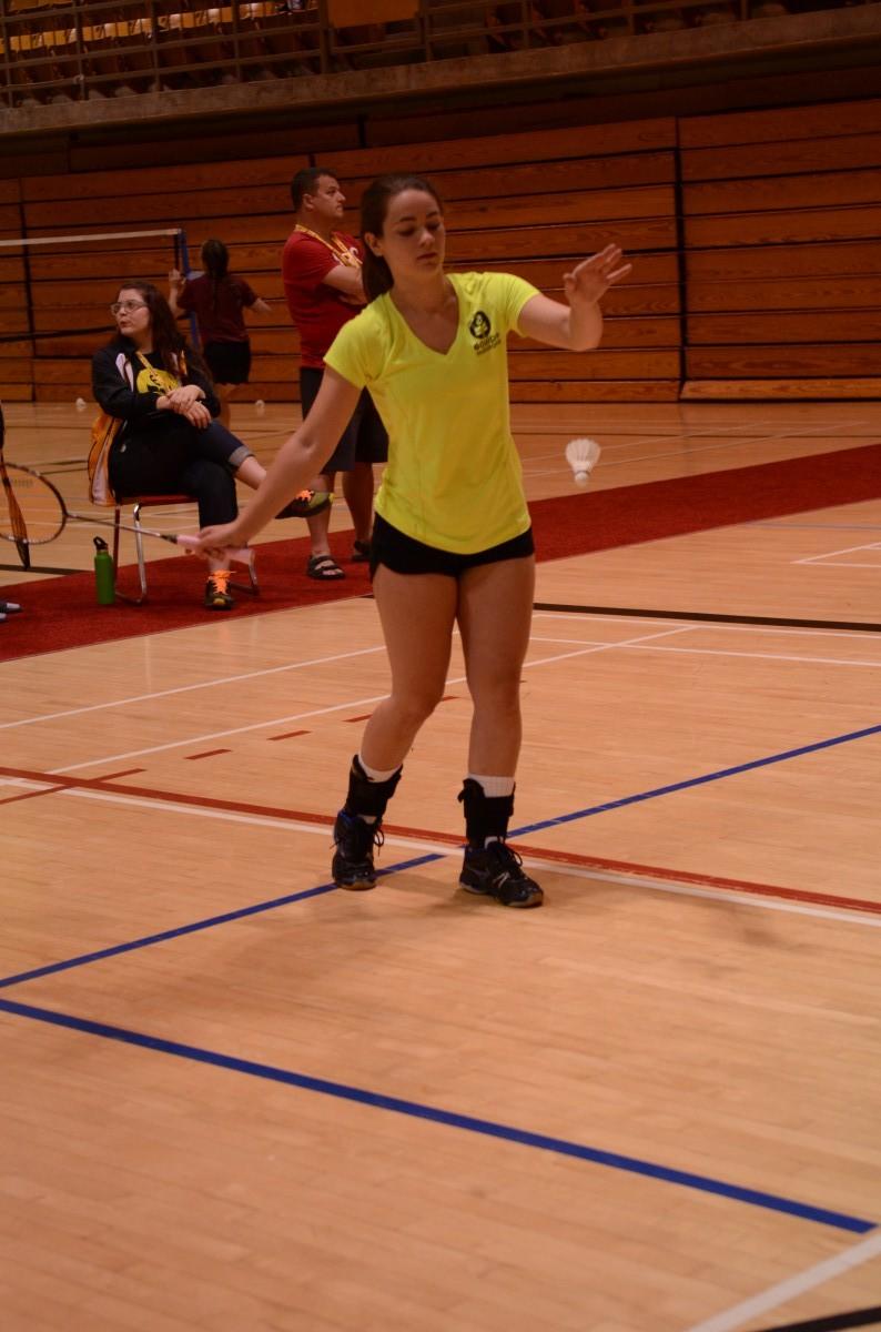 2017 sport badminton fille manitoba
