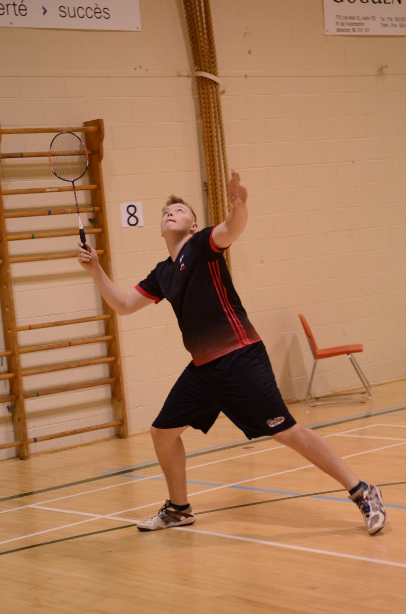 2017 sport badminton gars
