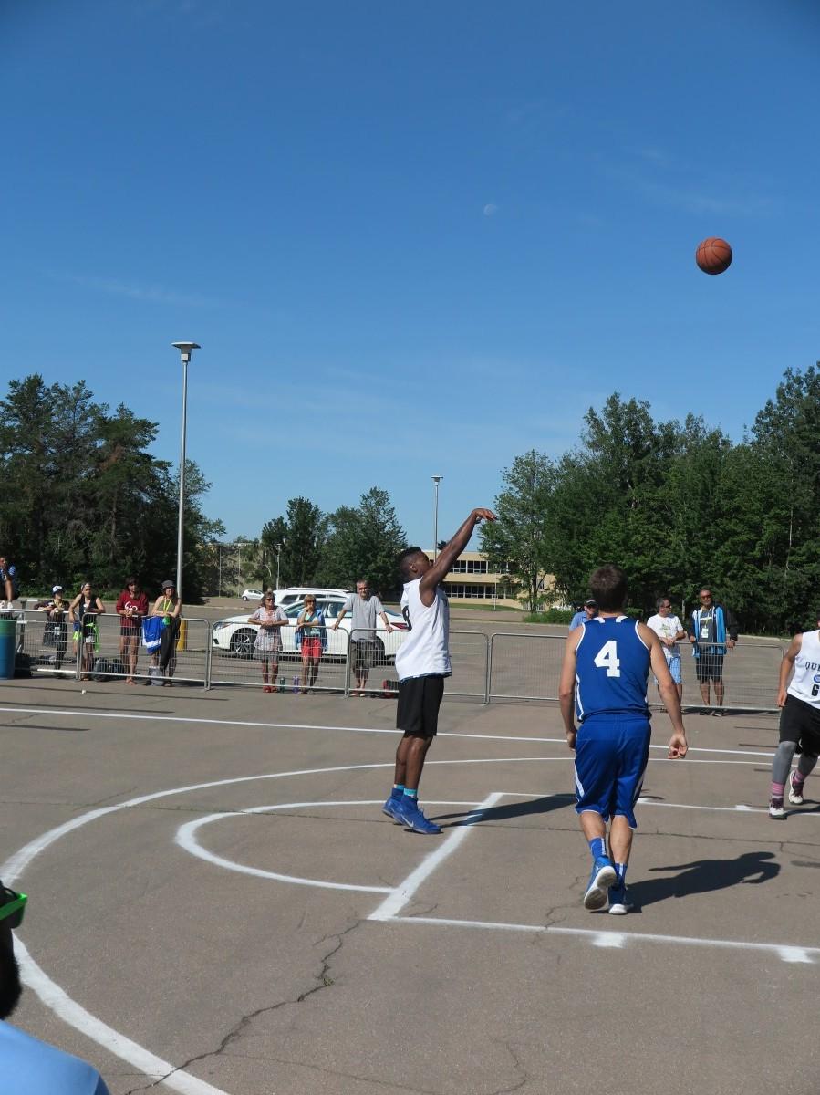 2017 sport basketball gars