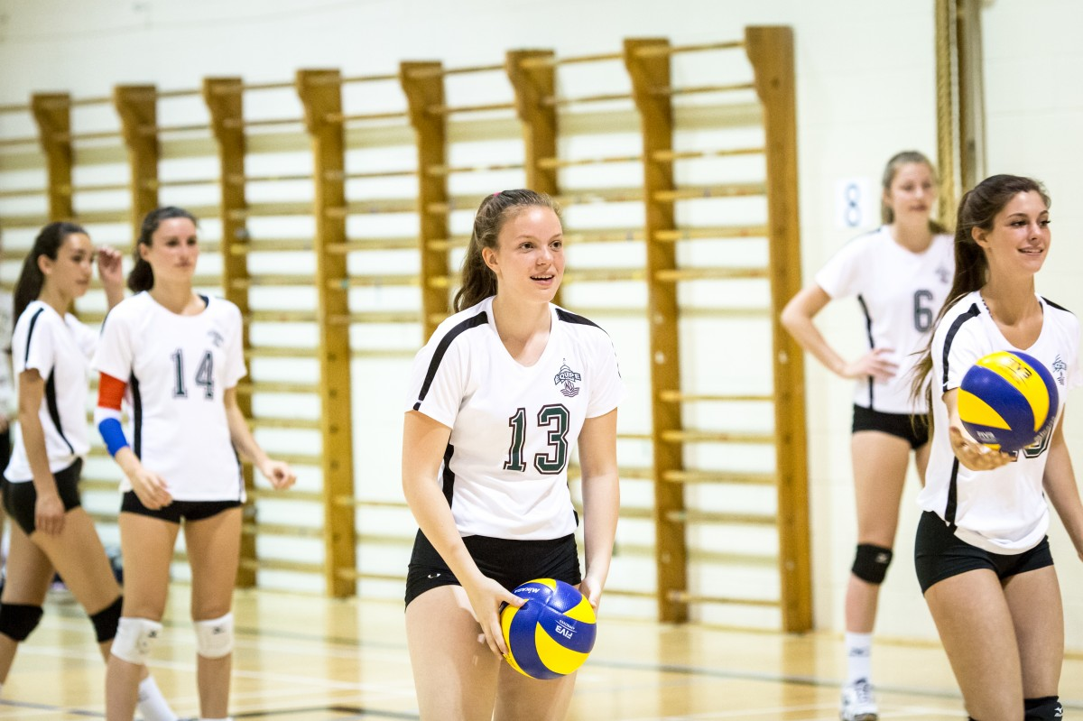2017 sport volleyball fille nouveau-brunswick