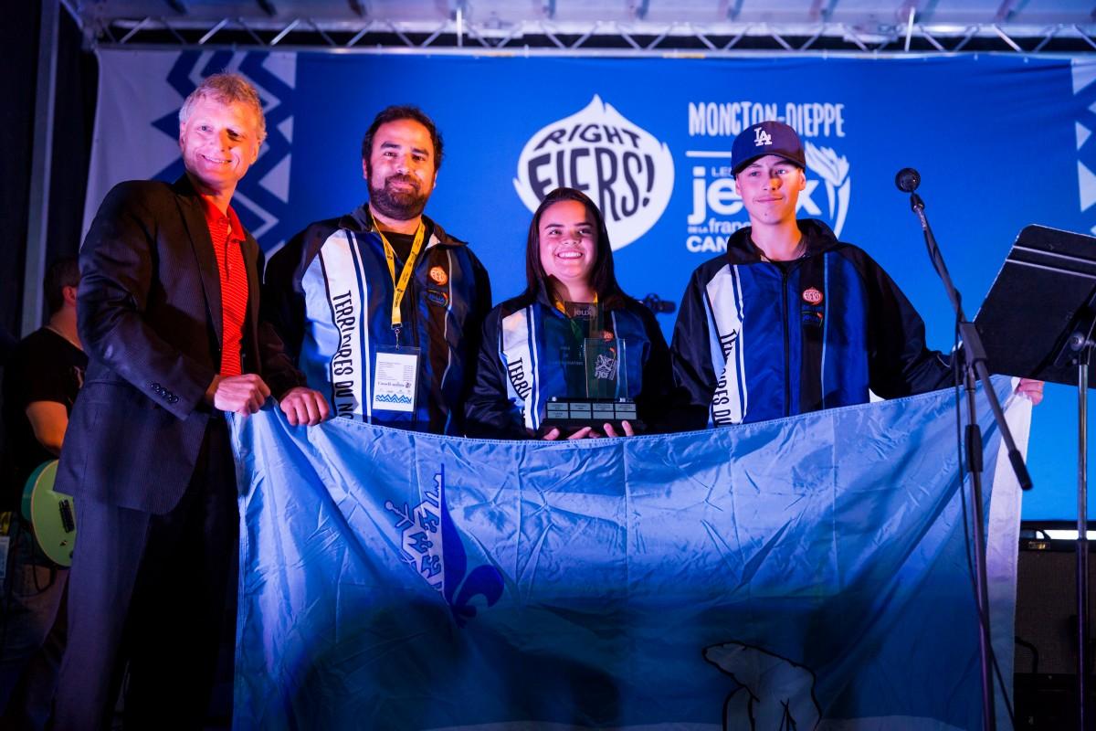 2017 cérémonie cloture gagnants amélioration TNO