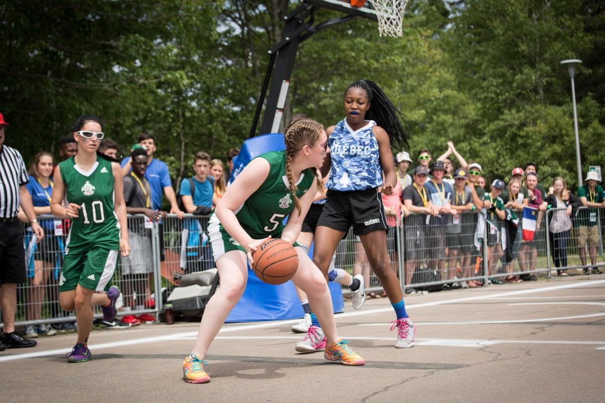 2017 sport basketball fille québec nouveau-brunswick
