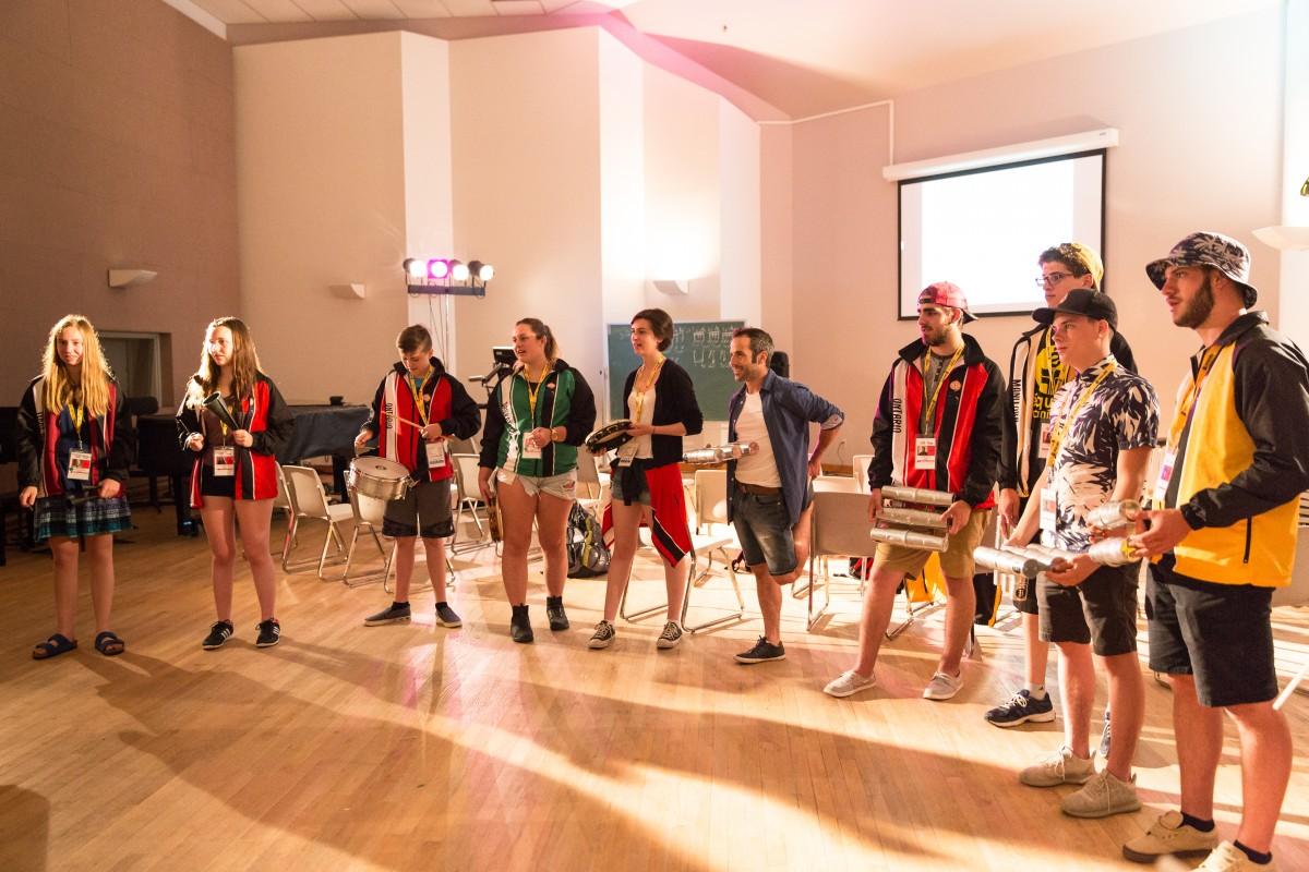 2017 arts musique atelier formation