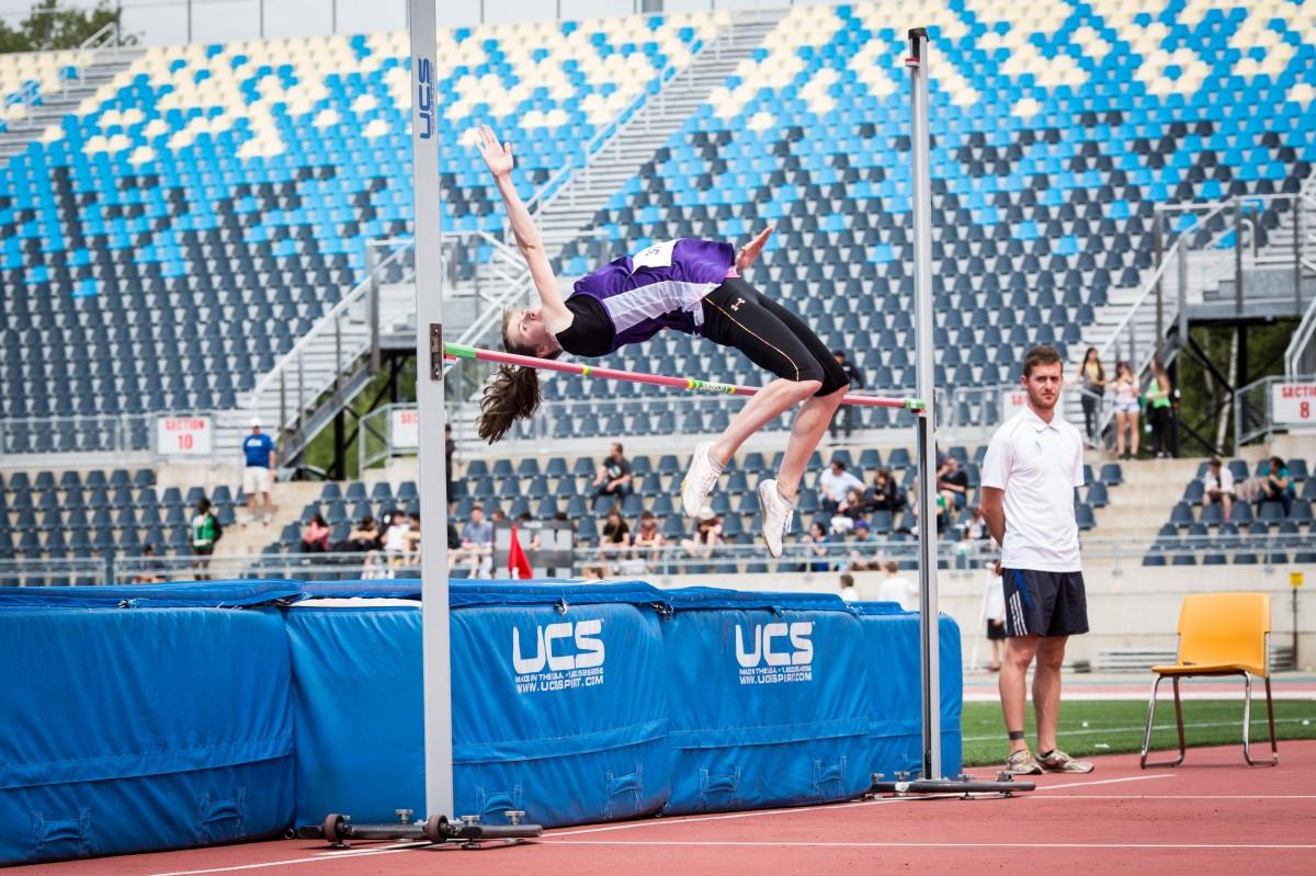 2017 sport athlétisme saut hauteur