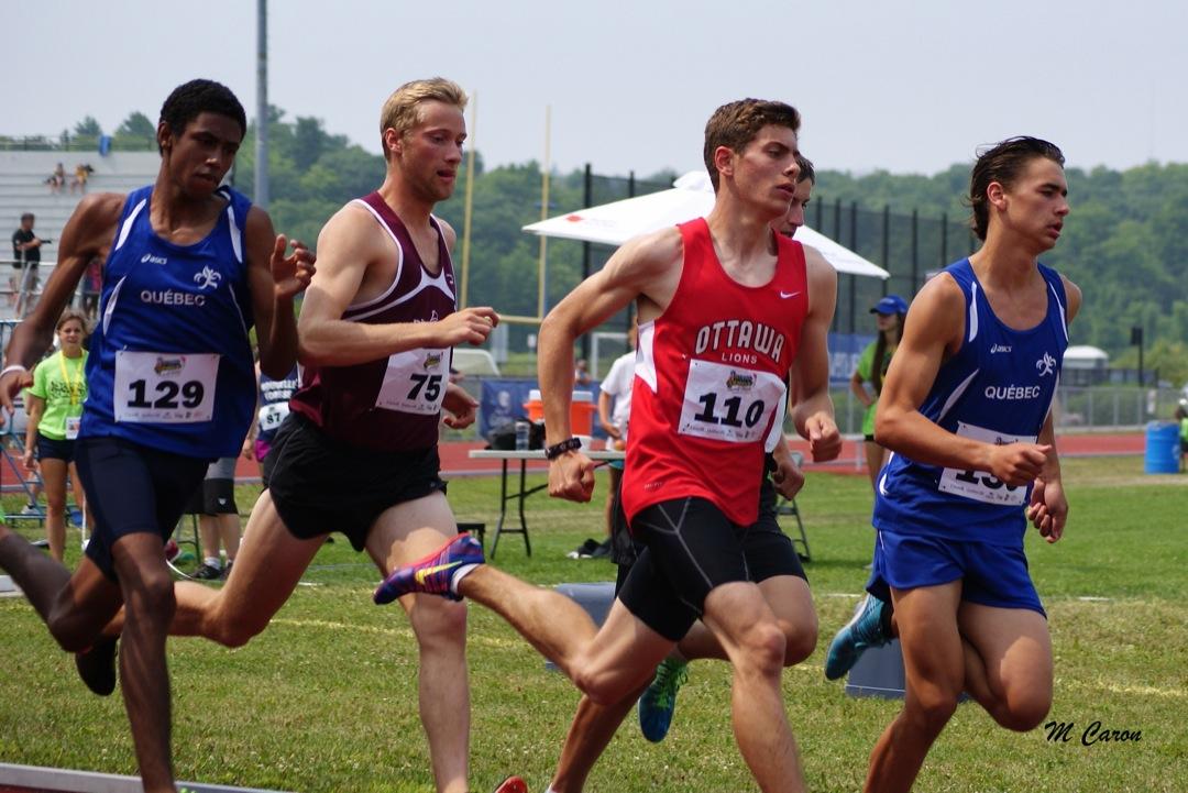 2014 athlétisme