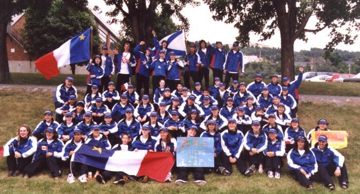 2002 équipe nouvelle-écosse