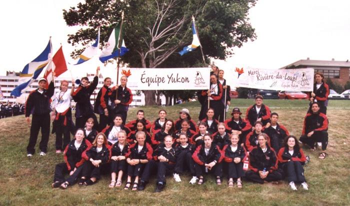2002 équipe Yukon